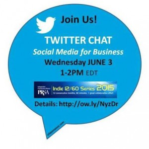 June 4 twitter chat graphic